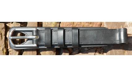 Boucleteau de trait à usage multiple noir 45 mm