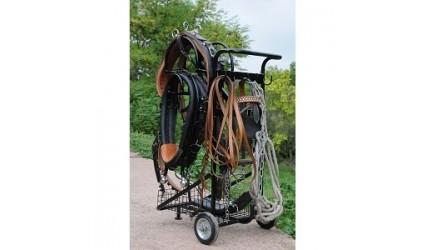 Porte harnais mobile