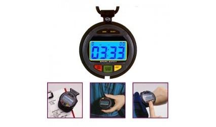 Chronomètre bracelet 11 fonctions