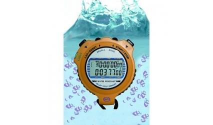 Chronomètre étanche à 8 fonctions