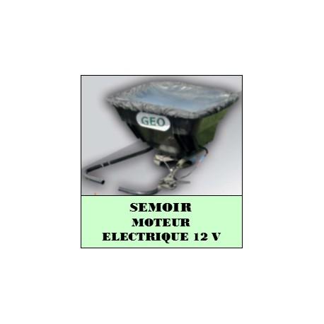 Semoir moteur électrique 12V
