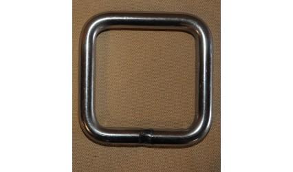 Carré de trait inox 57mm