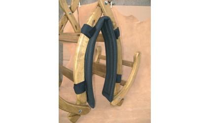 Semelle d'appuis PVC alvéolé pour bât de portage