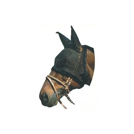 Bonnet anti-mouche réglable à résille