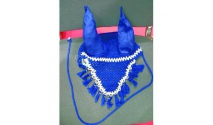 Bonnet de chasse anti-mouche coton - taille trait