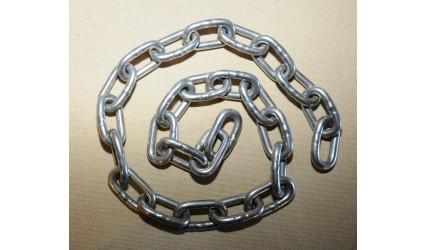 Chaine inox fil de 5mm