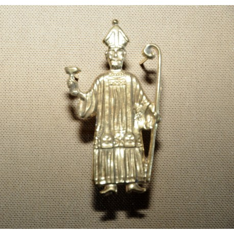 Décoration de bride Saint Eloi laiton
